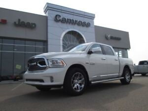 MANAGERS DEMO SALE!! 2017 RAM 1500 LARAMIE LIMITED WITH ALL THE