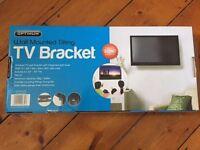 Brand new wall mounted tilting TV bracket