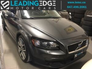 2008 Volvo C30 T5 New Rims and Tires, Sunroof, Leather