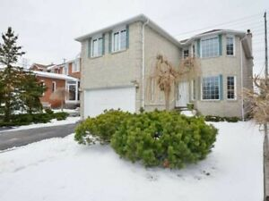 4BR 5WR Detached in Mississauga near Eglinton/Creditview