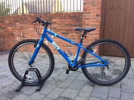 Hoy Bonaly kids bike, 20 inch wheels (blue)