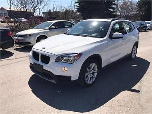 2013 BMW X1 28i, Safety & ETEST for On or QC INCL.