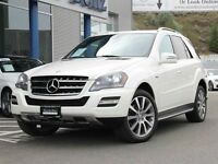 2011 Mercedes-Benz M-Class Grand Edition Package | Trailer Hitch