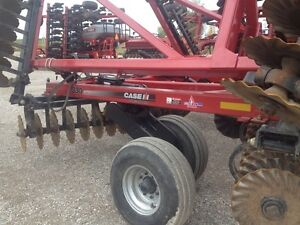 2009 Case IH 330-34 Turbo Till Disc London Ontario image 3