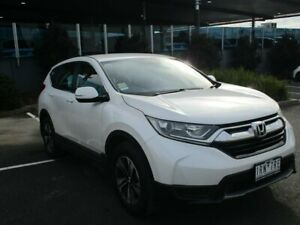 2020 Honda CR-V RW MY20 Vi FWD White 1 Speed Constant Variable Wagon Narre Warren Casey Area Preview