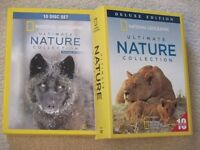 National Geographic - Ultimate Nature Collection Vol. 1 & 2