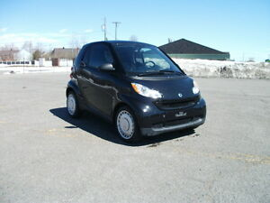 Mercedes Smart Fortwo 2012