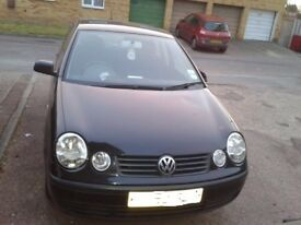 Volkswagen Polo 1.2 Twist 2005 NO M.O.T ( too busy to get one )