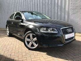 Audi A3 1.6 Technik ....Gorgeous Black 3 Door Technik, Superb Condition Throughout