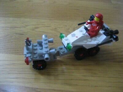 1981 Vintage LEGO Classic Space Set #6870 Space Probe Launcher