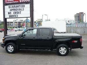 2004 Chevrolet Colorado Crew Cab Z71 4x4