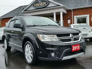 2015 Dodge Journey R/T AWD, Leather Heated Seats/Wheel, Remote S