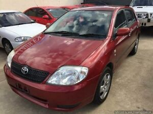 2003 Toyota Corolla Ascent Manual Hatch 1.8L Petrol Laidley Lockyer Valley Preview