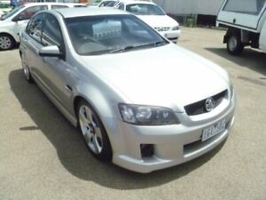2008 Holden Commodore VE MY09 SS Silver 6 Speed Sports Automatic Sedan