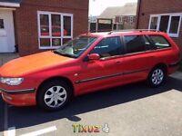2001 peugeot 406 diesel estate hdi/90