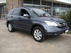 2012 Honda CR-V MY11 (4x4) Grey 5 Speed Automatic Wagon Wangara Wanneroo Area Preview