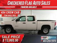 2010 GMC Sierra 1500 4x4 CREW CAB-4.8 L-LINER-NEW BALL JOINTS Calgary Alberta Preview