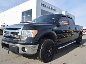 2013 Ford F-150 XLT 4x4 SuperCrew Cab 6.5 ft. box 157 in. WB