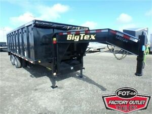 20' Tandem Dual HD GN Dump -*$22,958.23 Tax In & Delivered!*-