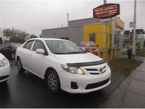 2013 TOYOTA COROLLA , AIR, GR.ELECT, TOIT $7995