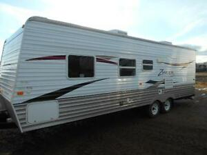 """2009 ZINGER 270BH - PUT THE """"ZING"""" BACK IN  YOUR CAMPING LIFE!!!"""