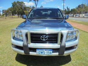 2008 Toyota Landcruiser VDJ200R GXL (4x4) Blue 6 Speed Automatic Wagon Wangara Wanneroo Area Preview