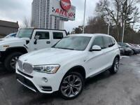 2015 BMW X3 xDrive28d ~ BMW WARRANTY UNTIL 2021 or 200KM Kitchener / Waterloo Kitchener Area Preview