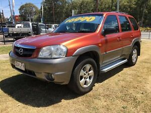 2004 Mazda Tribute Classic Bronze 4 Speed Automatic 4x4 Wagon Clontarf Redcliffe Area Preview
