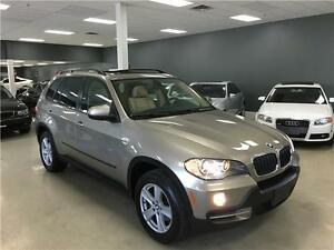 2009 BMW X5 30i X-DRIVE PANORAMIC**ROOF**CERTIFIED**