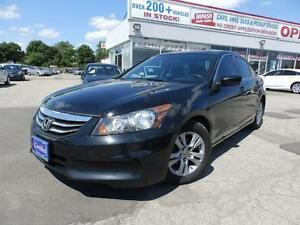 2011 Honda Accord Sedan SE ONTARIO VEHICLE SERVICED IN DEALER