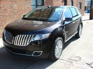 2013 Lincoln MKX AWD LOADED KODIAK BROWN FINANCE AVAILABLE