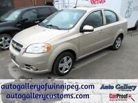2011 Chevrolet Aveo LT *10,438kms/Roof*