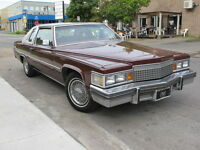 1979 Cadillac De Ville A vendre For sale