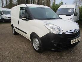 2012 Vauxhall Combo 1.3CDTi 16v 80,000 MILES NO VAT