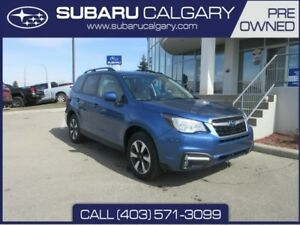 2018 Subaru Forester Touring l ALL WHEEL DRIVE l BACK UP CAMERA
