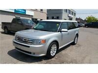 2009 Ford Flex SEL//DVD//AWD//LTHR//CERTIFIED//2 YEARS WARRANTY