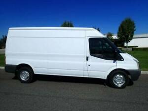Ford Transit Chiller Van Welshpool Canning Area Preview