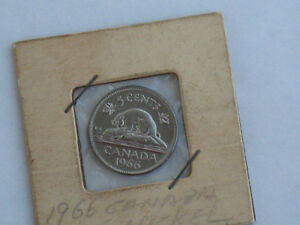 1966 Canadian Nickel
