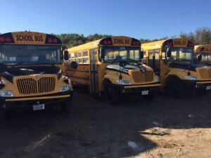 Used School Buses for Sale
