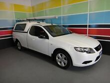 2009 Ford Falcon FG (LPG) White 4 Speed Auto Seq Sportshift Utility Wangara Wanneroo Area Preview