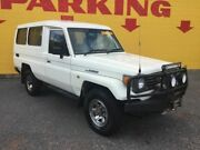 1992 Toyota Landcruiser HZJ75RV Troopcarrier White 5 Speed Manual Hardtop Winnellie Darwin City Preview