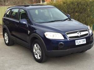 2009 Holden Captiva Wagon Gordon Tuggeranong Preview