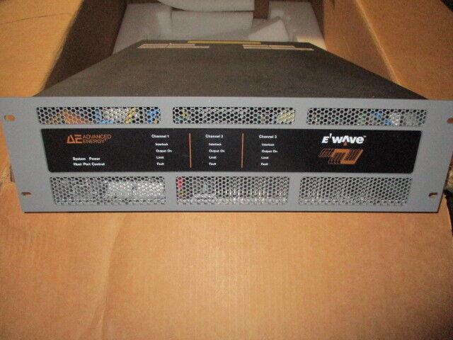 Advanced Energy 3152603-012 RF Generator, Novellus 27-260607-00, E'wave, 410727