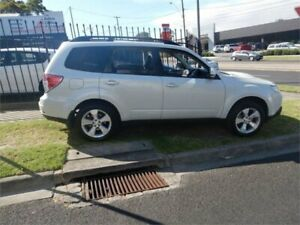 2012 Subaru Forester MY12 2.0D Premium White 6 Speed Manual Wagon