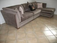 large L shape sofa