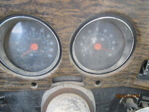 factory tach cluster