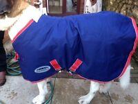 Weatherbeeta foal rug 3ft 6in
