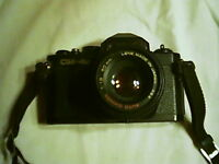 Chinon CM-4 Compact 35mm Single lens reflex Camera