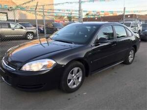 2009 Chevrolet Impala LS --$0 DOWN FINANCING, 100% APPROVED