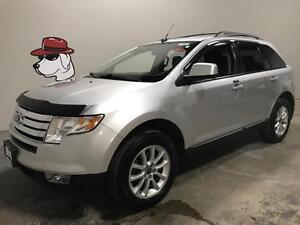 2010 Ford Edge SEL AWD  ***Located in Owen Sound***
